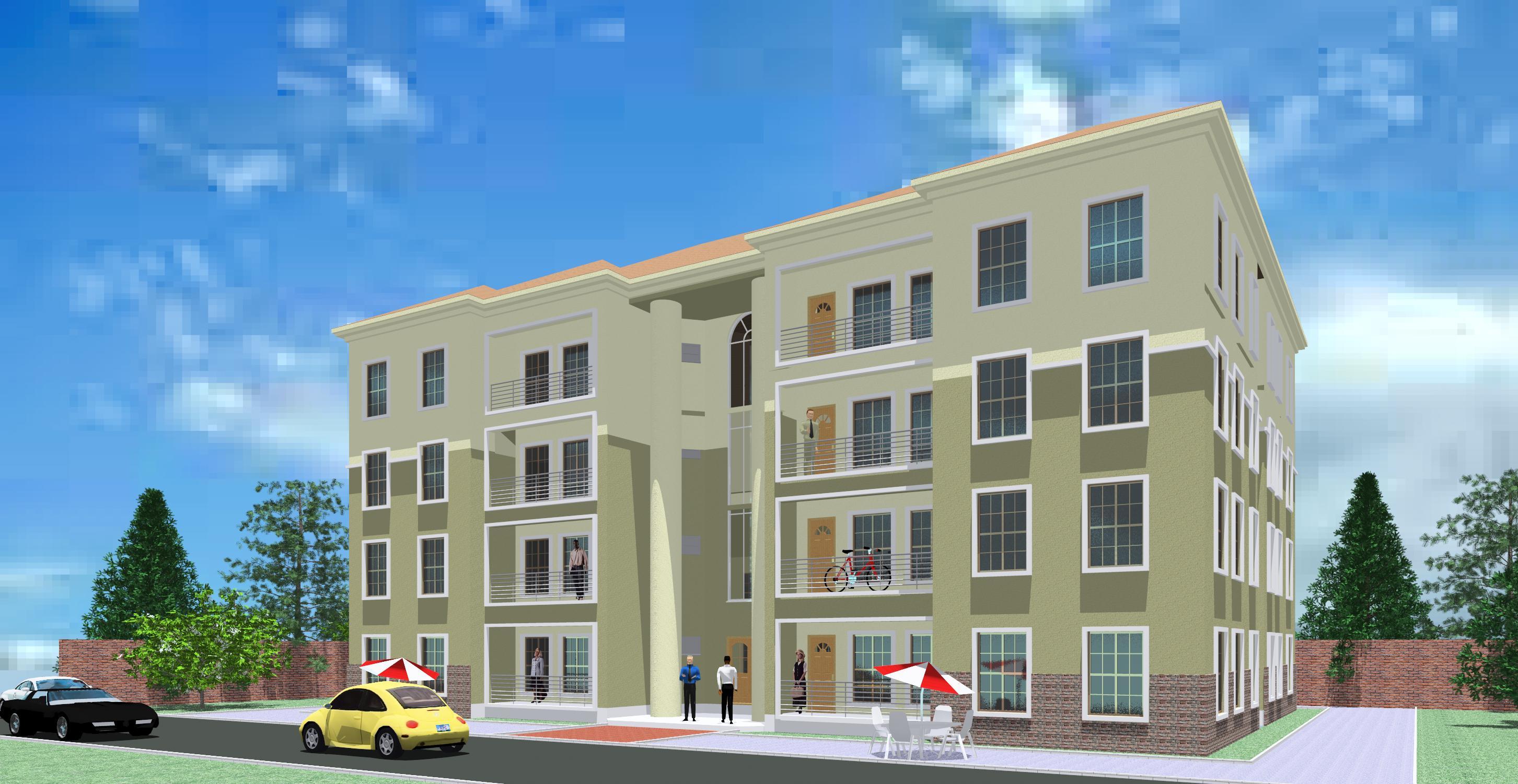 apartments development lekki phase 1 lagos