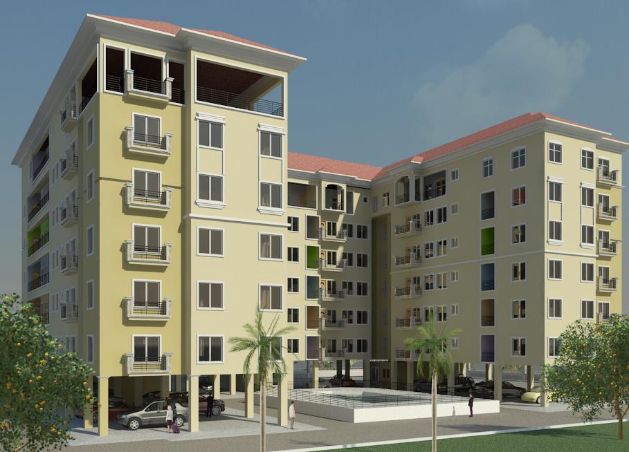 residential apartments lekki phase 1 lagos