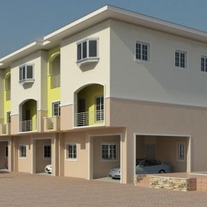 Terrace House Development, Oniru Estate, Victoria Island, Lagos