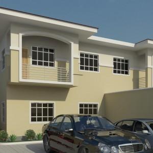 Twin Residential Development, Victoria Garden City, Lagos