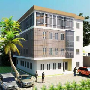 Office Building Development, Oregun, Lagos